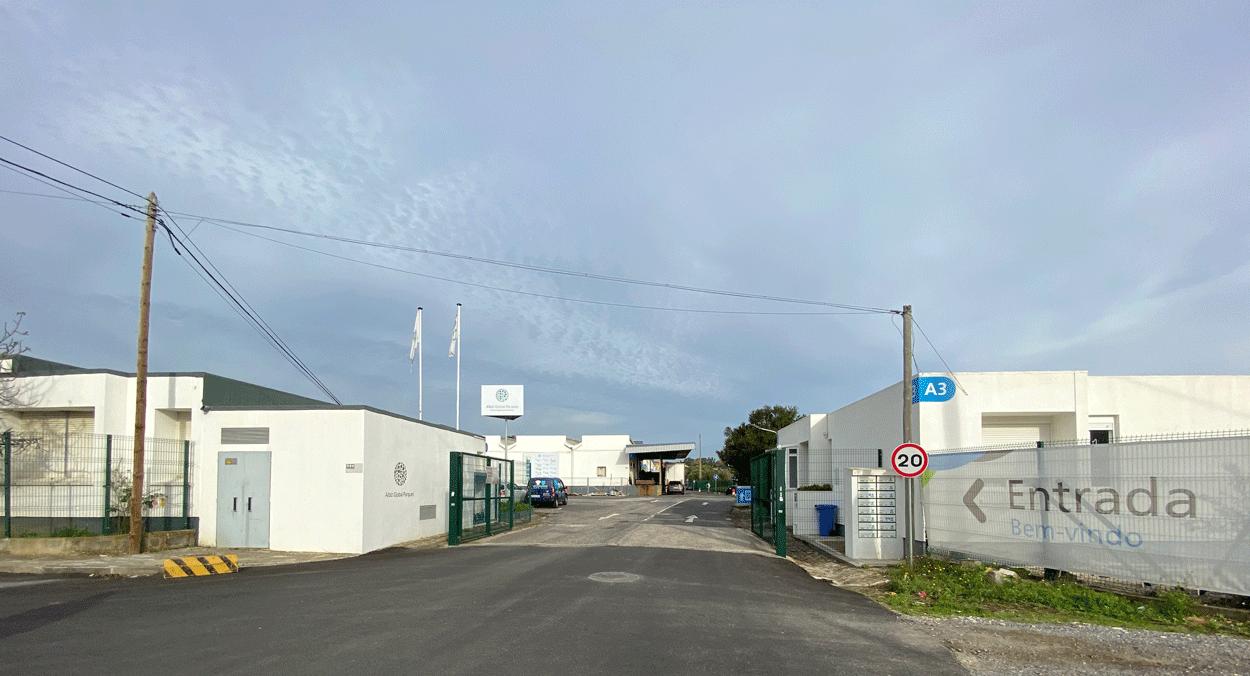 Albiz Parque Empresarial de Sintra vocacionado para acolher atividades comerciais, industriais e logísticas nos seus armazéns