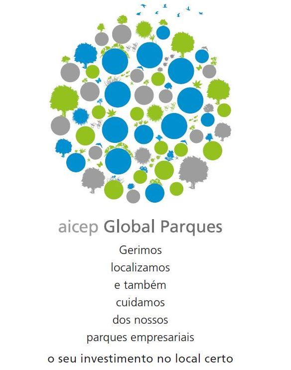 aicep Global Parques environment logo
