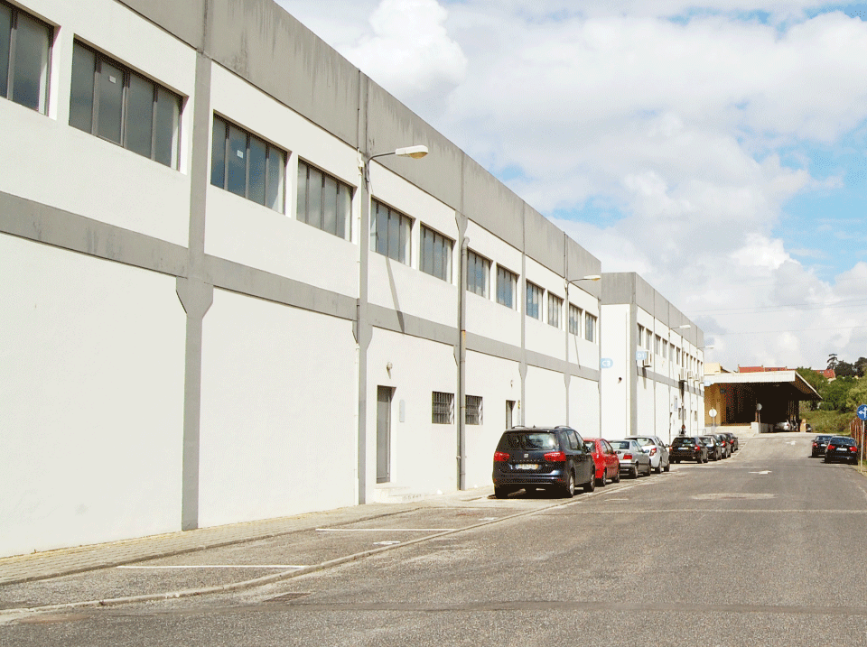 Industrial Wharehouse in Albiz - Sintra Business Park