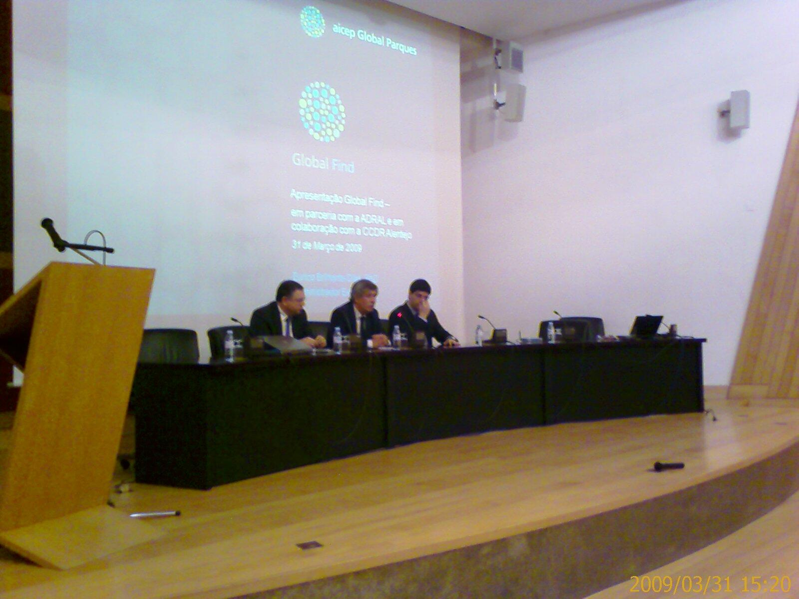 Global Find Portugal Site Selection Adral CCDR Alentejo
