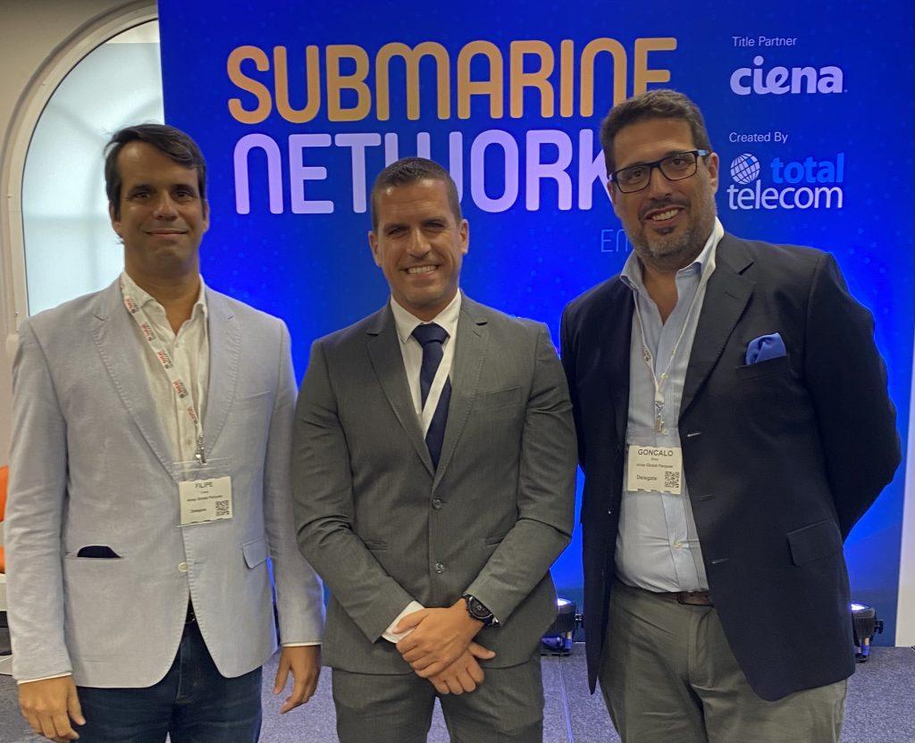 aicep Global Parques promove o Sines Tech no Submarine Networks EMEA em Londres