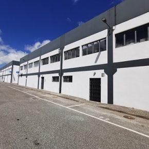 Albiz - Parque Empresarial de Sintra, naves industriais, Indústria, Logística