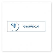 Groupe CAT logo - client installed in BlueBiz